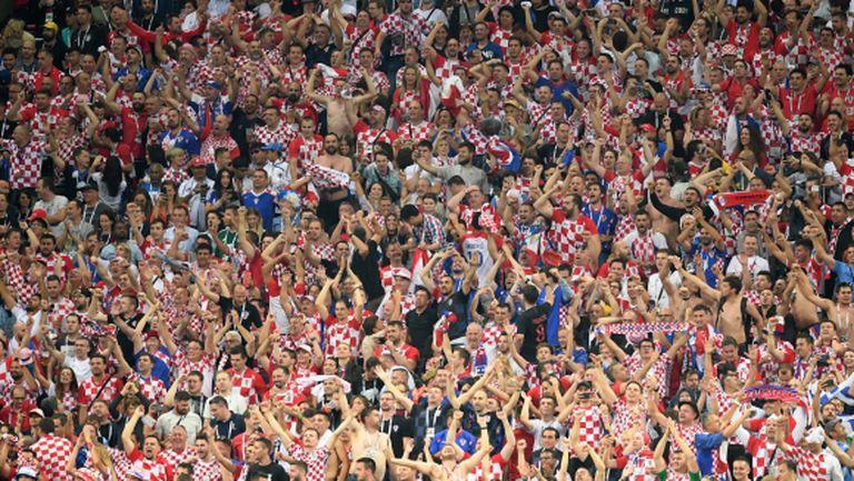 Цяла Хърватия не спира да празнува (видео)