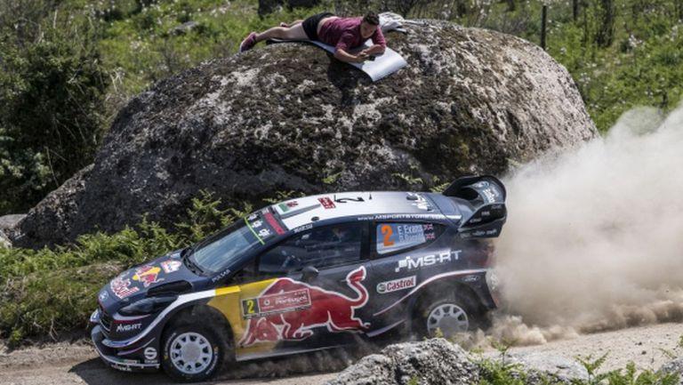 """Ford с """"голяма промяна"""" за рали Финландия във WRC"""