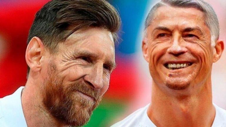 Как ще изглеждат Меси, Роналдо и компания на Мондиал 2022?