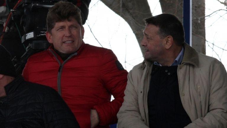 Стойчо Стоилов: Слуховете за трансфер на Десподов са атака срещу клуба