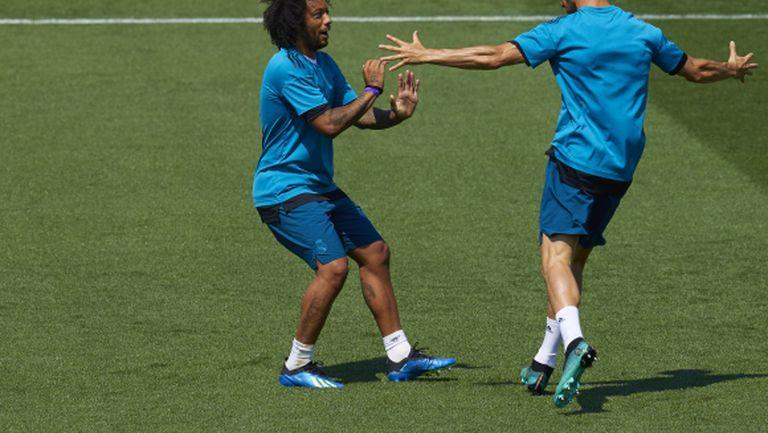 Марсело няма дълго да тъгува за Роналдо, Ювентус приготви милионите за бразилеца