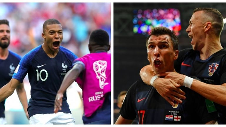 Страхотни коефициенти за победа на Франция и Хърватия