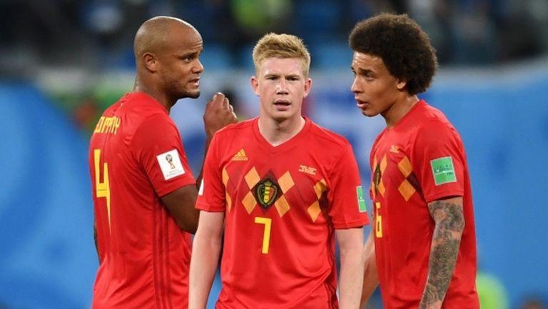Белгия ще подарява бронза на своя старши треньор
