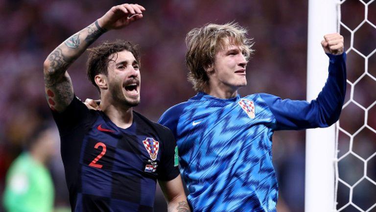 Хърватия надделя над Англия с опит и желание, смята Камата