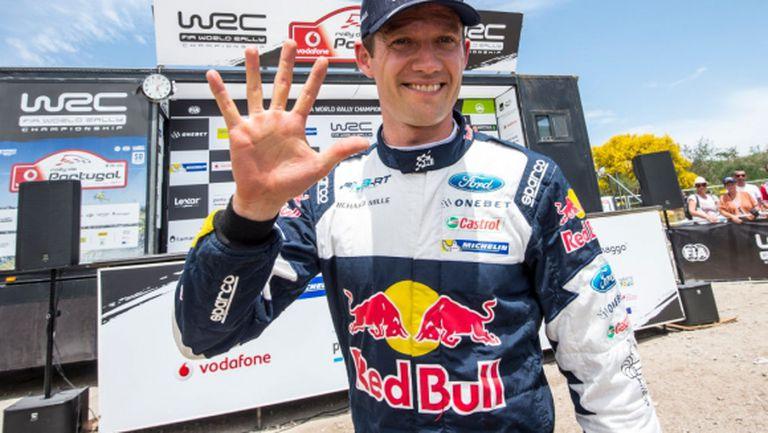 Шампионът на WRC прави дебют в DTM с Мерцедес