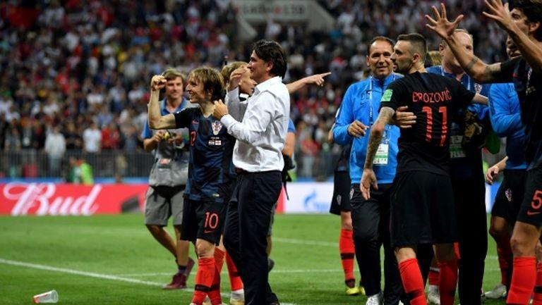 Успехите на Хърватия предизвикват смесени чувства на Балканите