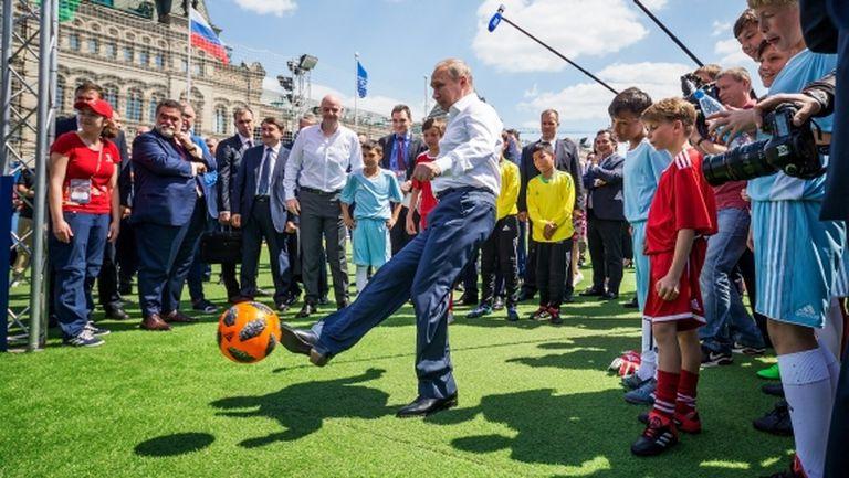 Путин ще награди световния шампион