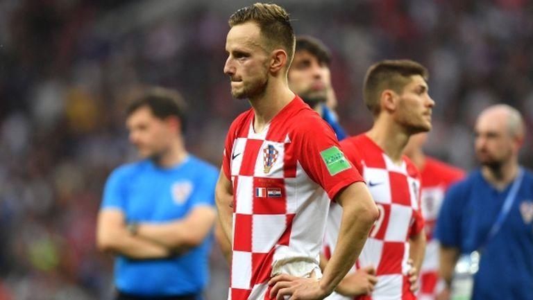 Ракитич: Нямахме късмет, но Франция спечели заслужено