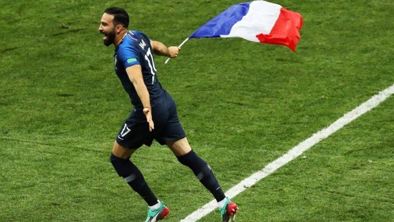 Рами: Не мога да си представя какво се случва във Франция