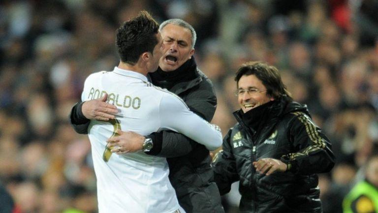 Моуриньо: Поздравления за Юве!