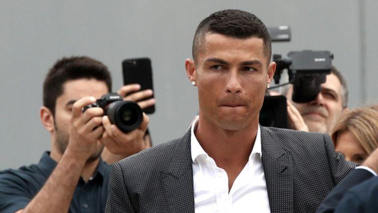 Роналдо: Млад съм и ще се постарая още дълго да бъда топ играч