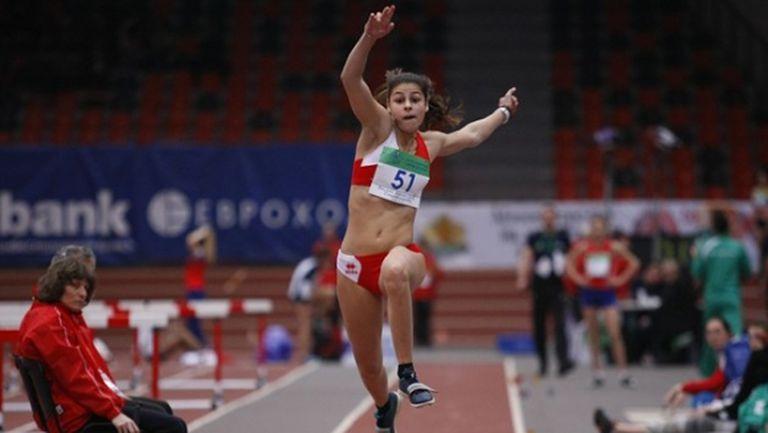 Олимпийската шампионка Тереза Маринова: Алекс Начева върви по моя път