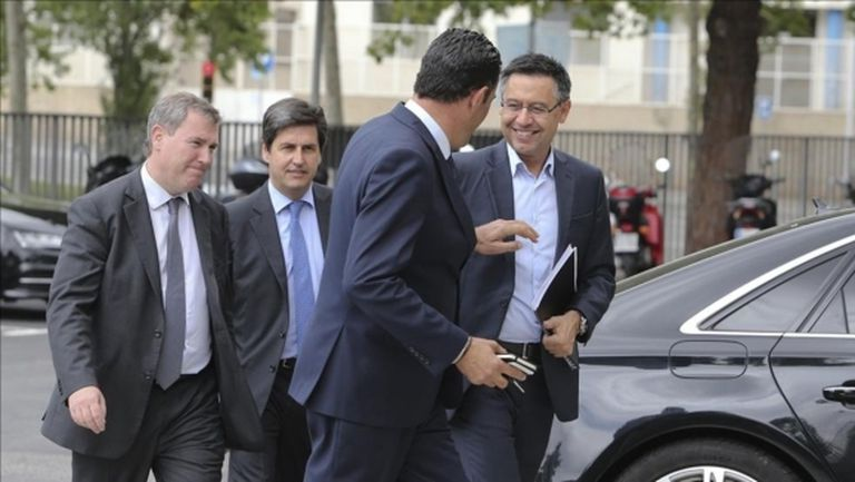 Барселона обяви рекордни за спортен клуб приходи