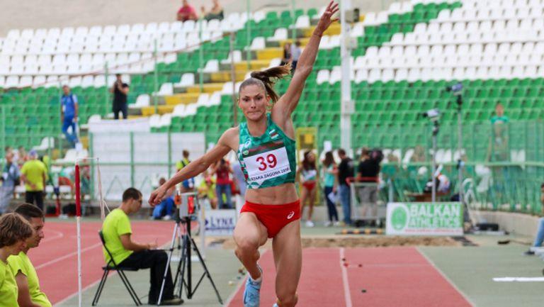 Габриела Петрова донесе първи медал на България в Стара Загора