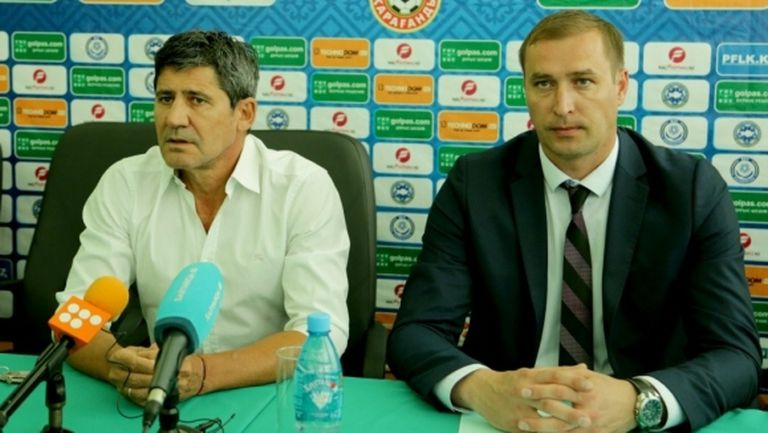 Бивш треньор на Левски завъртя равенство със Стойчо в дебюта си в Казахстан