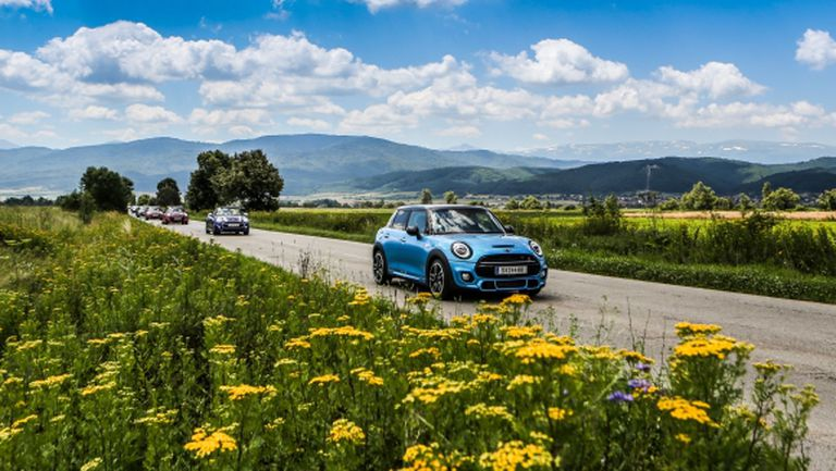 Новите Mini 3 и 5 врати и Cabrio: Свежа актуализация на оригинала