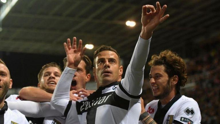 """Парма стартира Серия""""А"""" с минус 5 точки, звездата на тима аут за две години"""