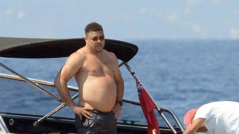 Роналдо предизвика вълнение в Средиземно море