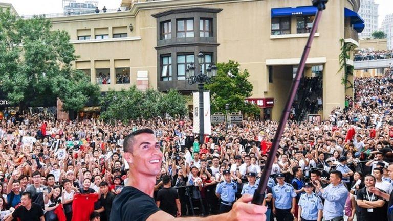 Кристиано се завърна в Мадрид, плановете му се промениха