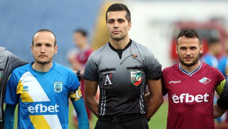 Здравко Илиев: В живота и футбола е важно себераздаването