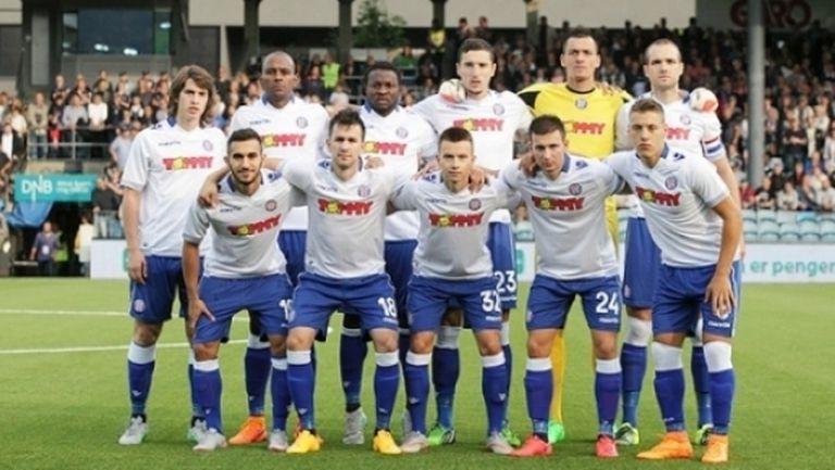 В Хайдук се ядосаха на основния си нападател, оставиха го извън групата за Славия