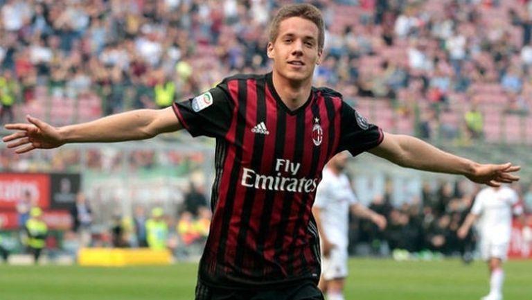 Аталанта привлече бивш футболист на Милан
