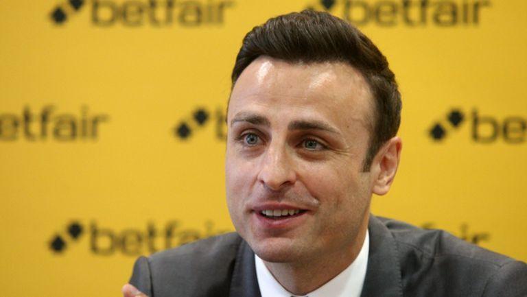 Бербатов: Юнайтед ще е шампион, Сити ще се провали