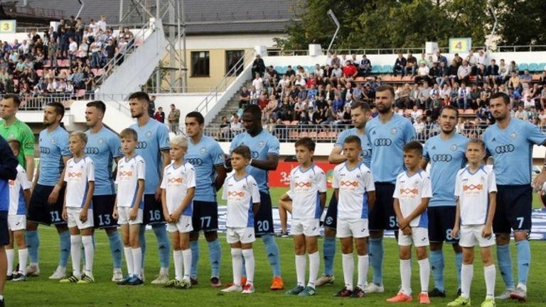 Динамо Брест пусна три гола, но победи