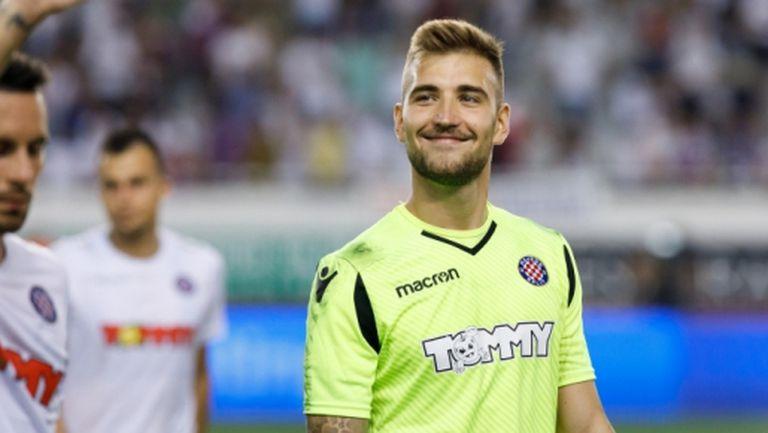 Вратарят на Хайдук щастлив от победата над Славия
