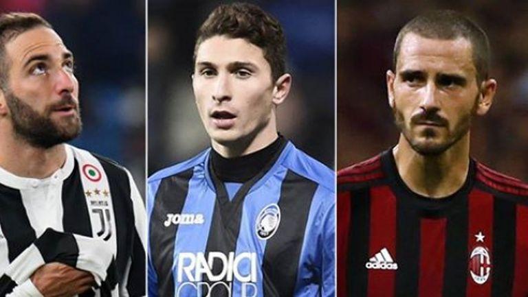 Мегасделката между Ювентус и Милан е пред финализиране