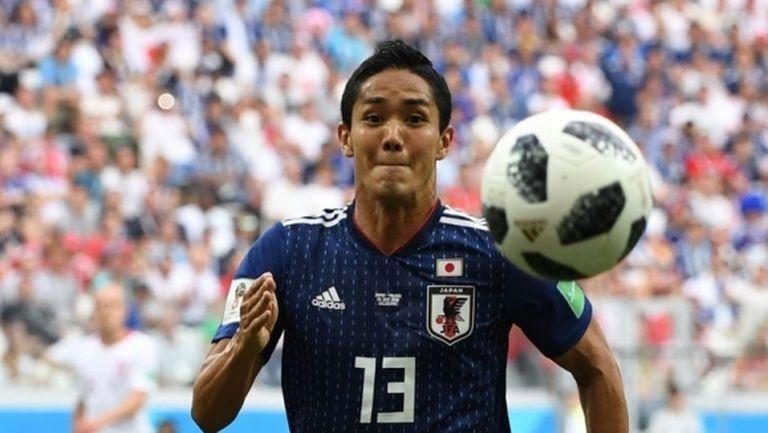 Нюкасъл привлече японски национал