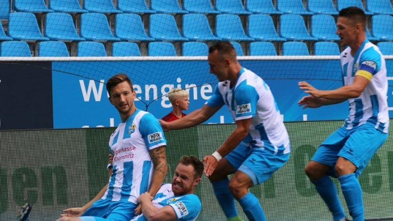 Успешен дебют за Костадин Велков в Германия