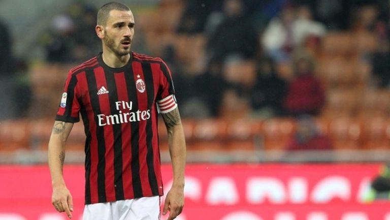 Бонучи се чувствал предаден от Милан