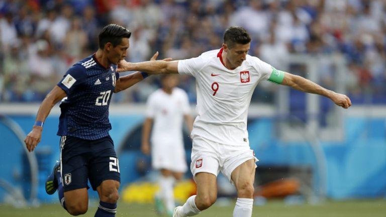 Левандовски продължава да е луд по Реал Мадрид, твърди Marca