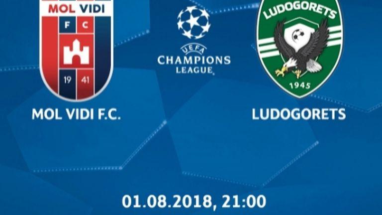 Важна информация за феновете на Лудогорец преди мача с МОЛ Види