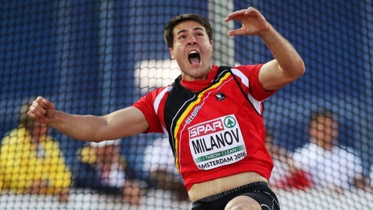 Филип Миланов пропуска Европейското в Берлин