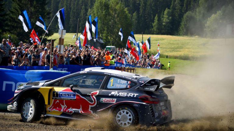 Ожие: Ford се нуждае от повече скорост, за да защити титлата във WRC