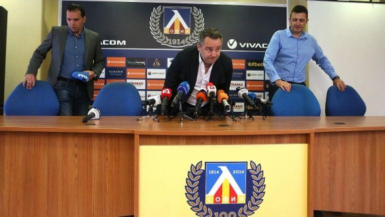 Славиша Стоянович: Трябват ни нови играчи (видео)