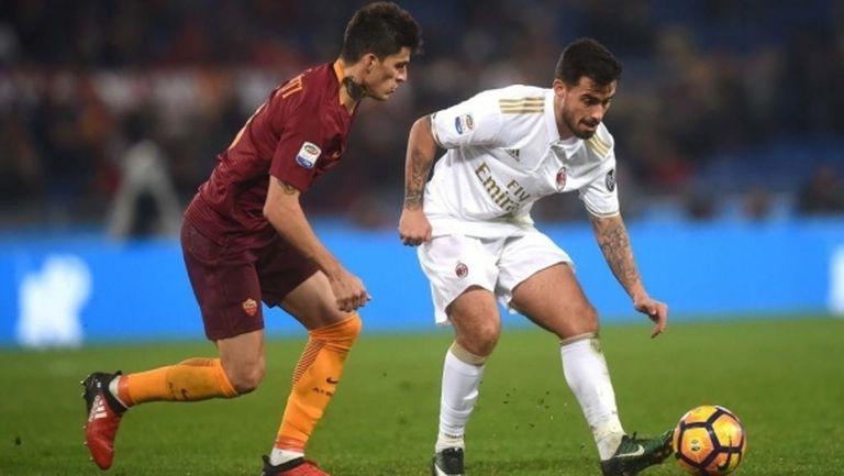 Рома предлага интересна размяна на Милан