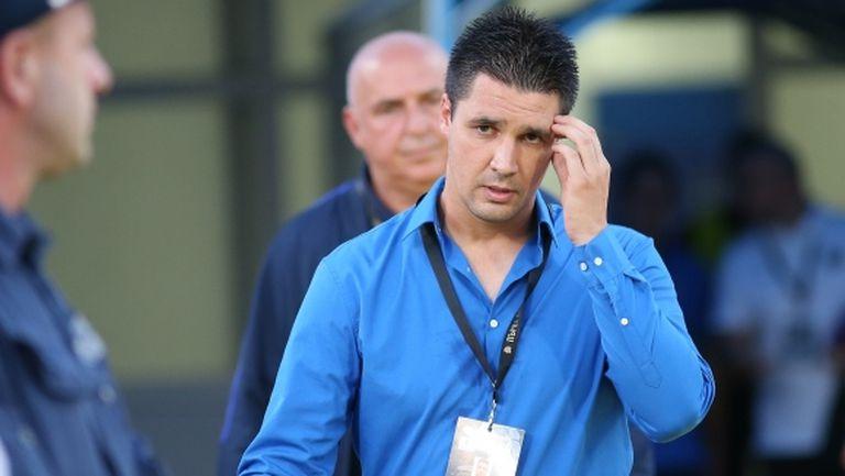 Тодор Симов остава в щаба на Стоянович, поне засега