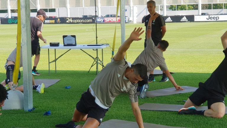 Киелини: Не вярвах, че трансферът на Роналдо е възможен