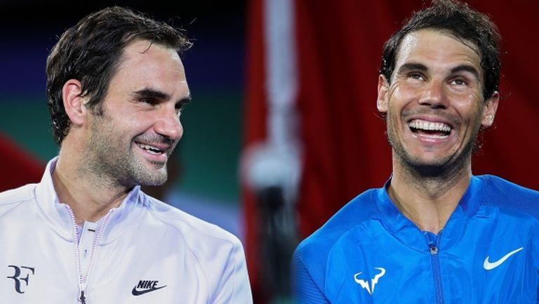 Ето това трябва да направи Надал, за да го смятат за по-велик от Федерер