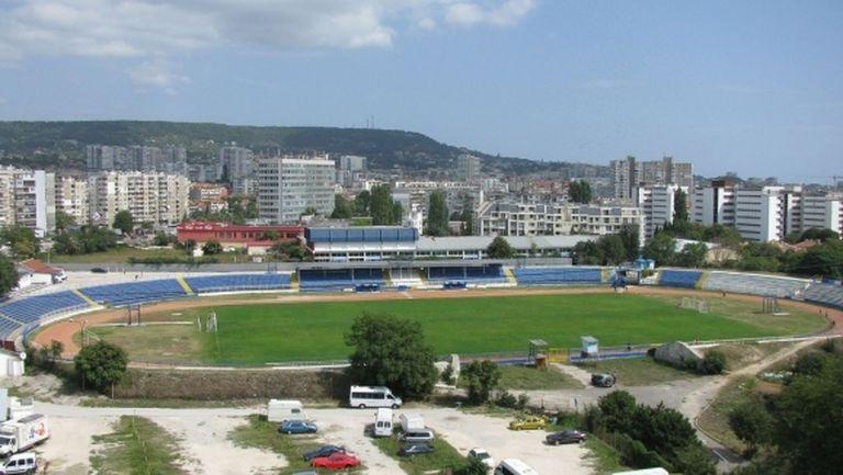 Голям ден за Спартак (Варна)!