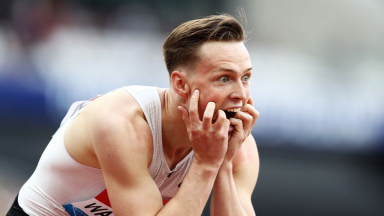 Вархолм ще бяга 400 м и 400 м/пр на ЕП в Берлин