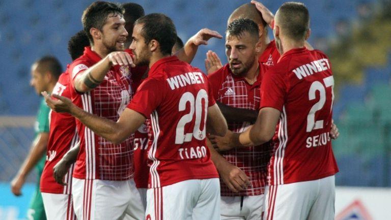 Голяма жега за ЦСКА-София в Австрия