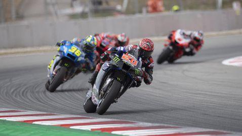Куартараро с второ наказание в Гран При на Каталуния