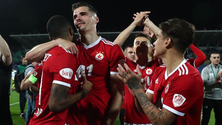 ЦСКА - София лети рано сутринта за Австрия