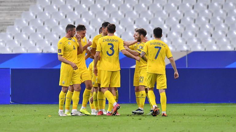 УЕФА одобри екипировката на Украйна на Европейското първенство