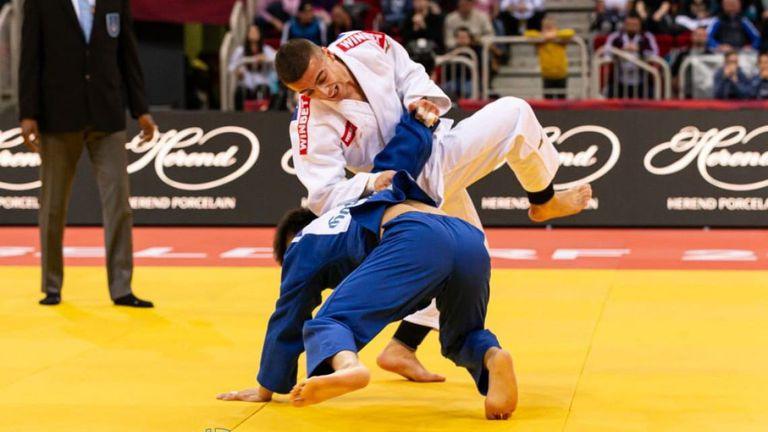 Темелков загуби на старта на Световното по джудо