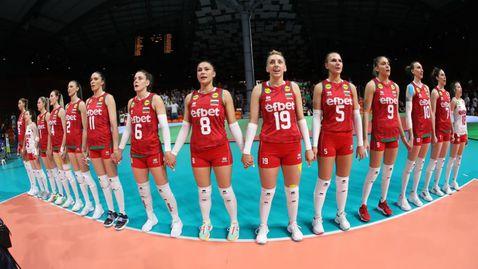 България срещу Чехия във финалния турнир на Златната лига